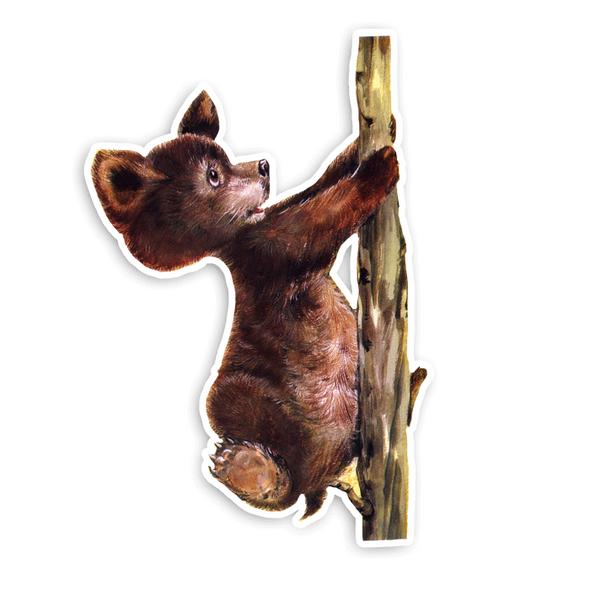 Vintage Die-Cut | Bailey the Bear