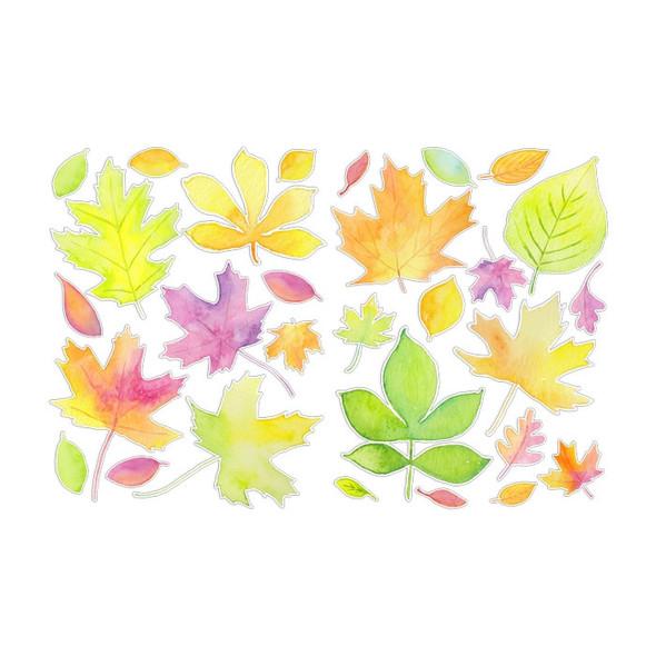 Die-Cuts | Potpourri Fall Leaves | Vellum