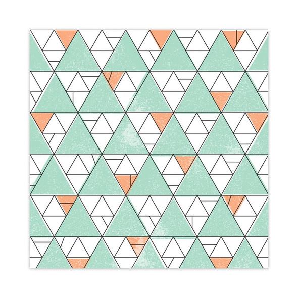 Paper | Peach Snowcone