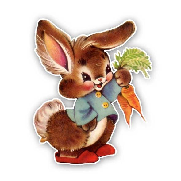 Vintage Die-Cut | Peter Rabbit