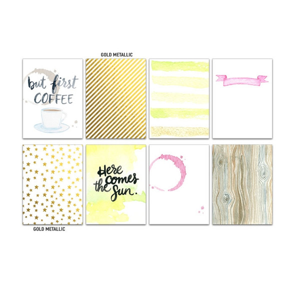 Journaling | Coffee Break 3x4