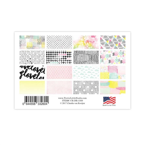 Paper Pack | Dream Big 4x6
