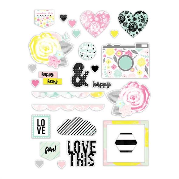 Die-Cuts | Happy Heart