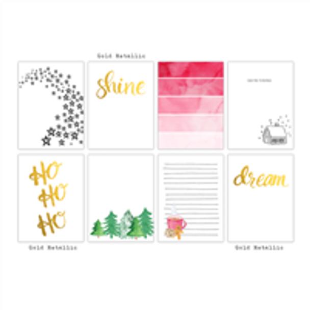Journaling | Christmas Joy 3x4