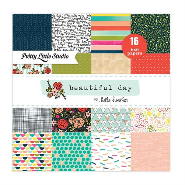 Paper Pack | Beautiful Day 6x6