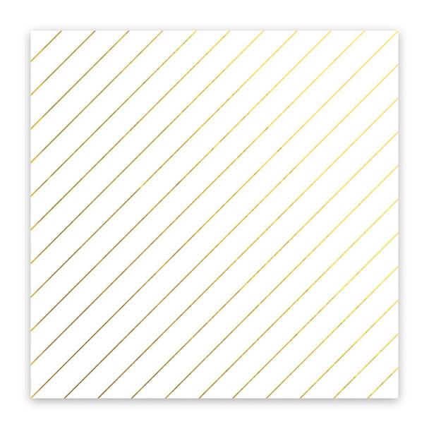 Metallic Clear   Crisp Air   Gold