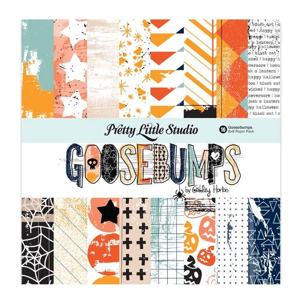 Paper Pack   Goosebumps 8x8