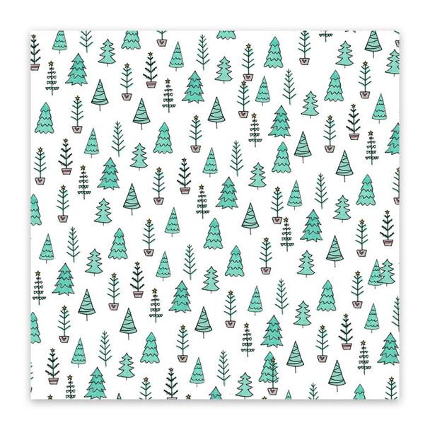 Paper   Fir Trees