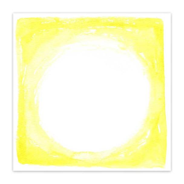 Vellum | Yellow Frame
