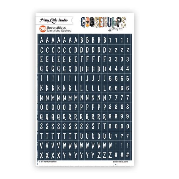 Stickers | Mini ABC | Superstitious