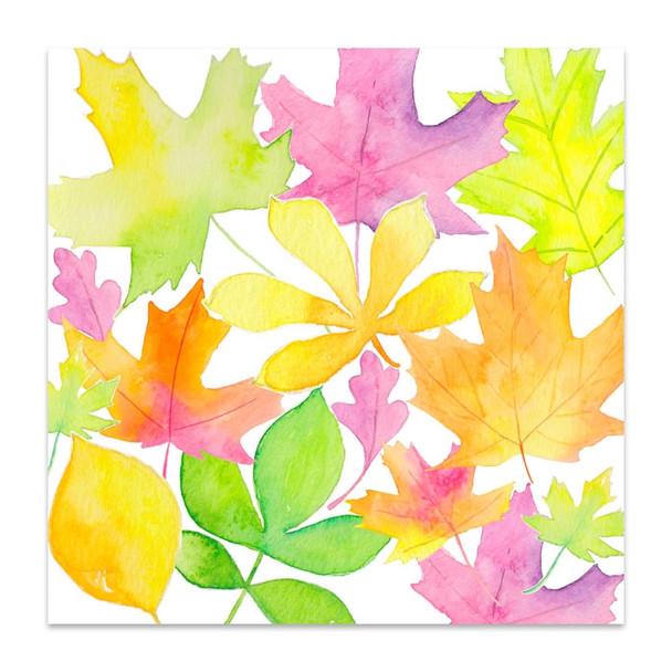 Vellum | Autumn Leaves