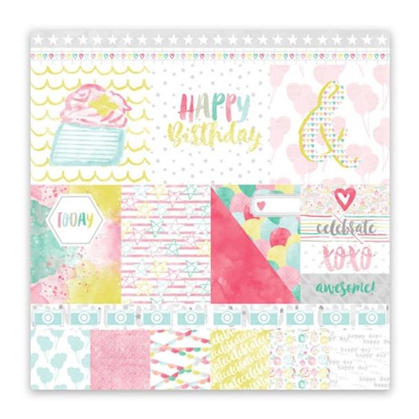 Paper   Birthday 41