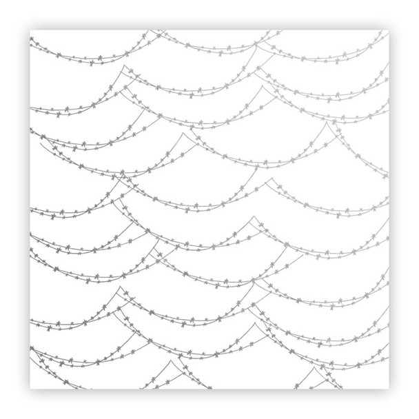 Metallic Vellum | Magical Lights | Silver