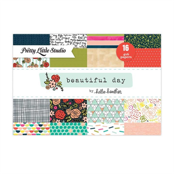 Paper Pack | Beautiful Day 4x6