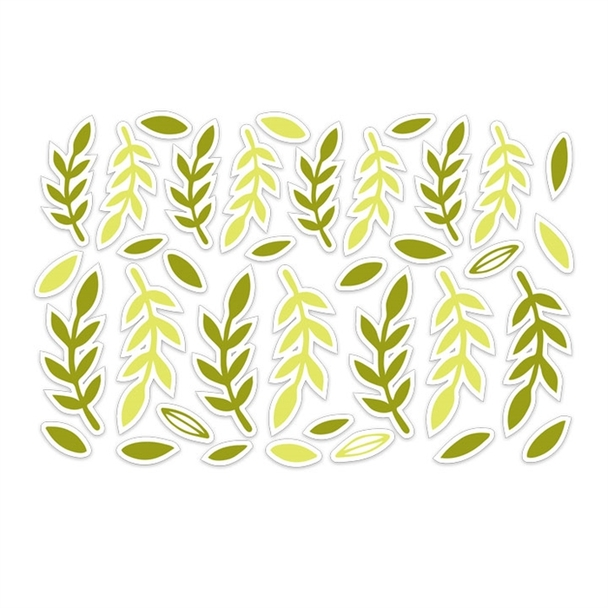 Die-Cuts | Greenery