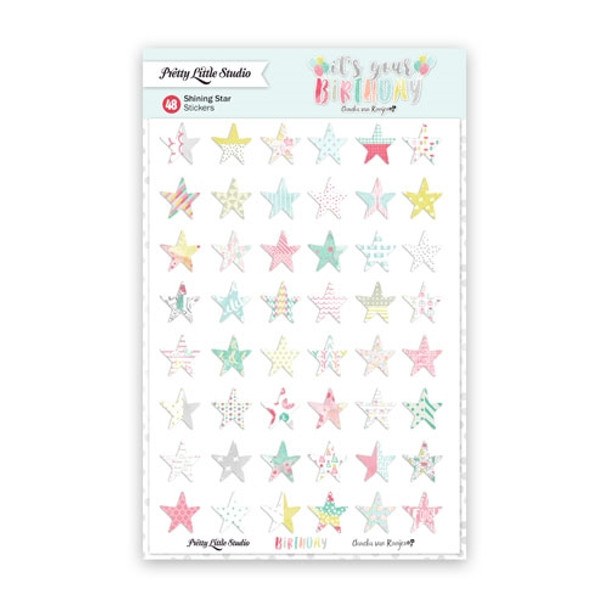 Stickers   Shining Star