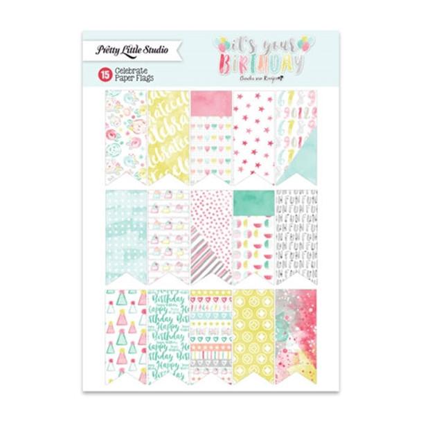 Cut-Aparts | Celebrate Paper Flags
