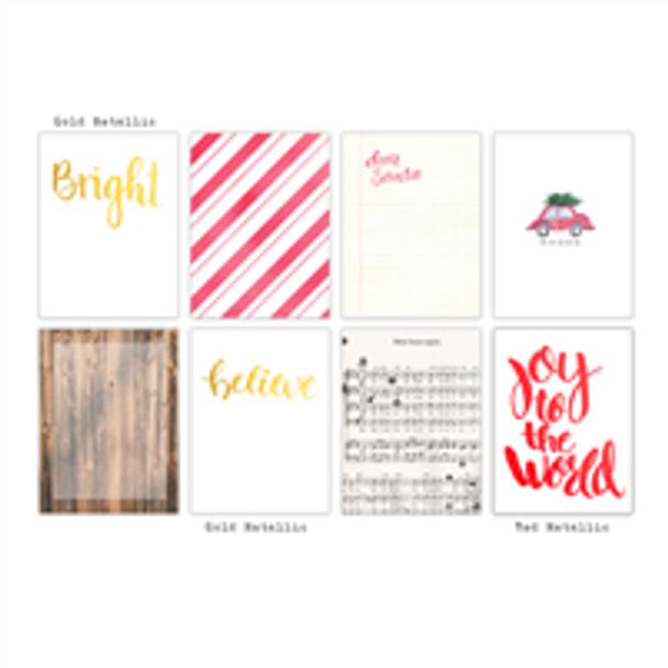Journaling | Christmas Magic 3x4
