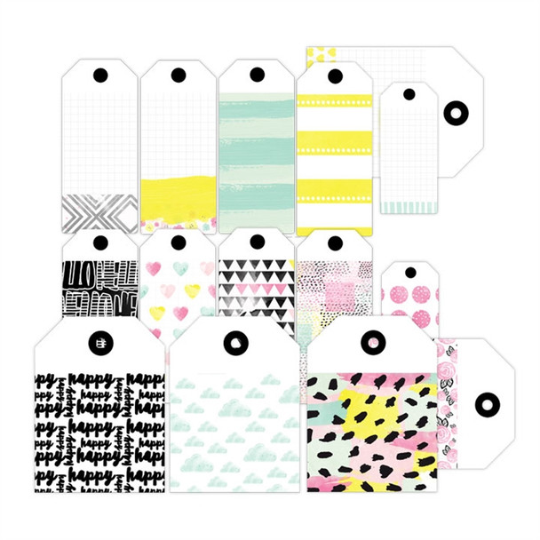 Die-Cuts | Dream Big Tags