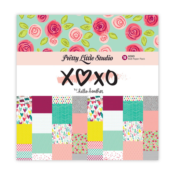 Paper Pack | XOXO 8x8