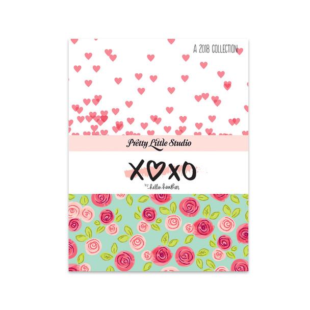 A Paper Lookbook | XOXO