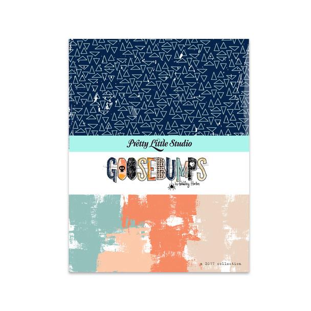 A Paper Lookbook | Goosebumps