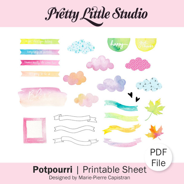 Freebie | Potpourri PDF