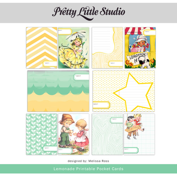 Printable | NP - Lemonade Cards
