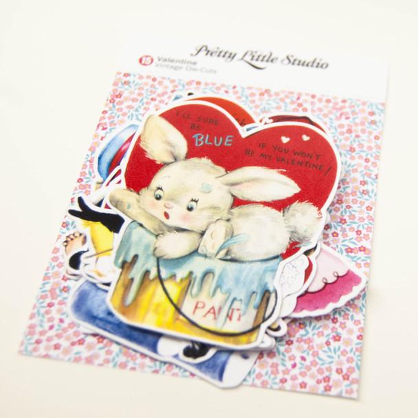 Die-Cuts   Valentine (pack)
