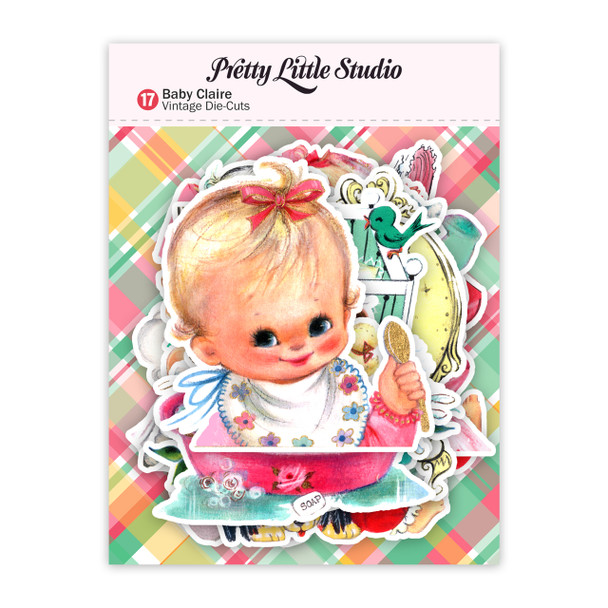 Die-Cuts | Baby Claire (pack)