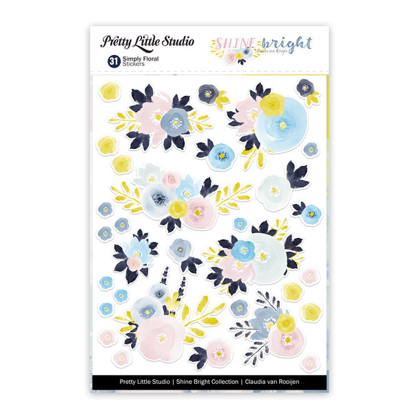 Stickers | Simply Floral