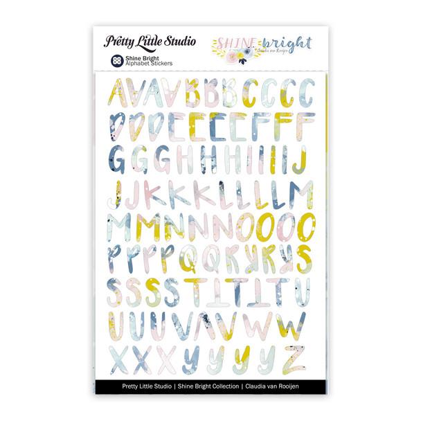 Stickers | Shine Bright Alphas | Watercolor