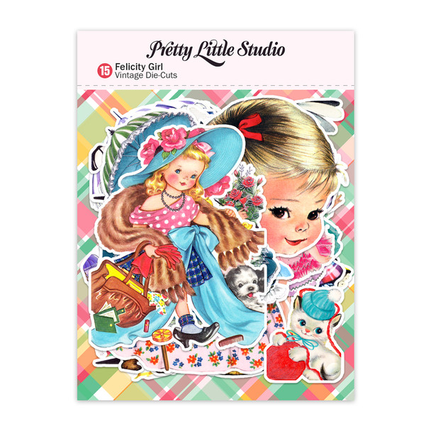 Die-Cuts | Felicity Girl (pack)