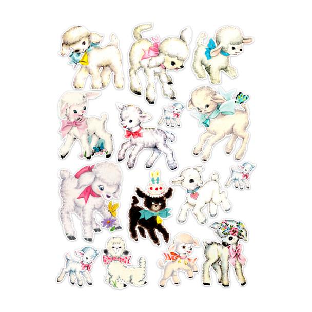 Die-Cuts | Little Lamb (pack)