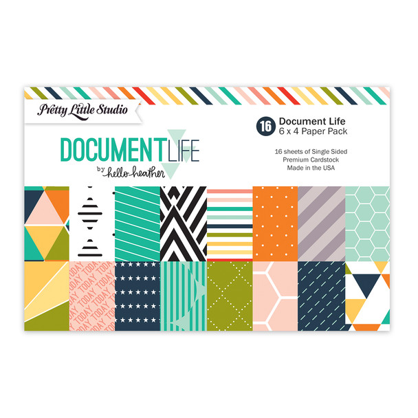 Paper Pack | Document Life 4x6