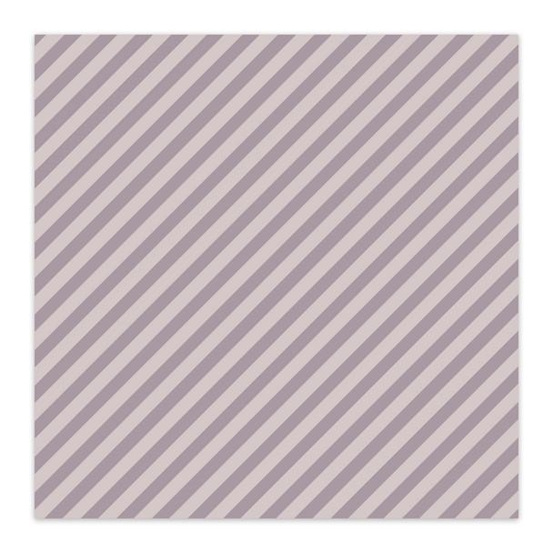 Vellum   Candy Stripe 8x8