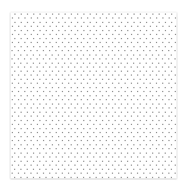 Paper | Creamsicle 12x12 | White (single-sided)