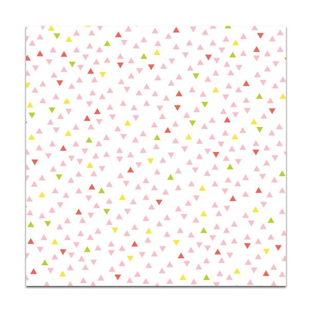 Paper   Hey, Girl! 12x12 (Single-Sided)