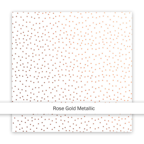 Metallic Paper | Sand | Rose Gold