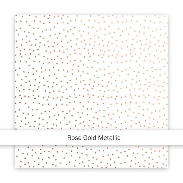 Metallic Paper | Sand | Rose Gold
