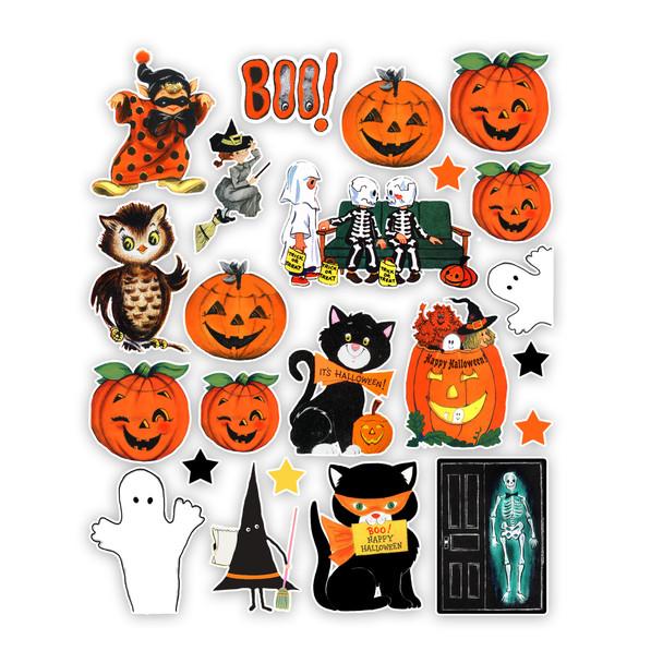 Die-Cuts | Halloween (pack)