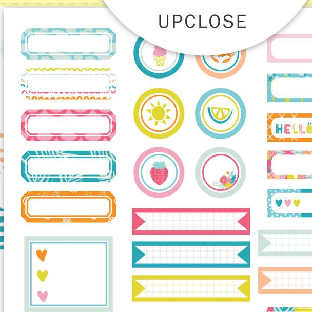 Stickers | Lemonade Labels