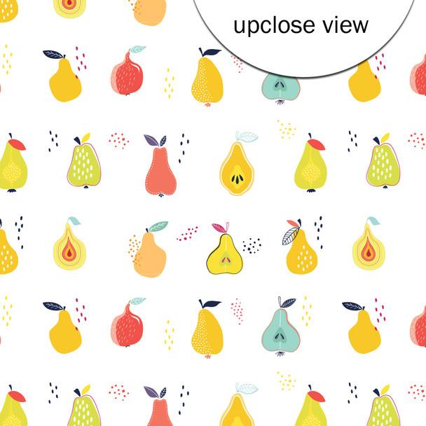 Paper | Pear Salad 8x8