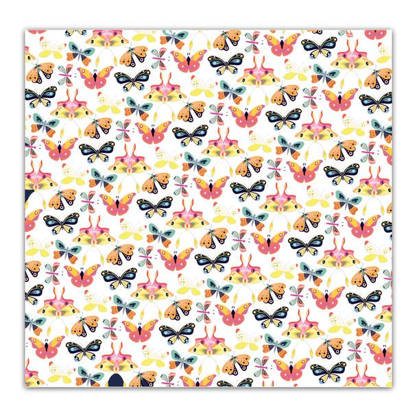 Paper | Butterfly Wings 12x12 (single-sided)