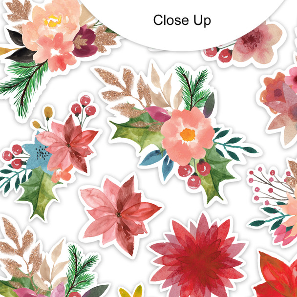 Die-Cuts | Christmas Florals