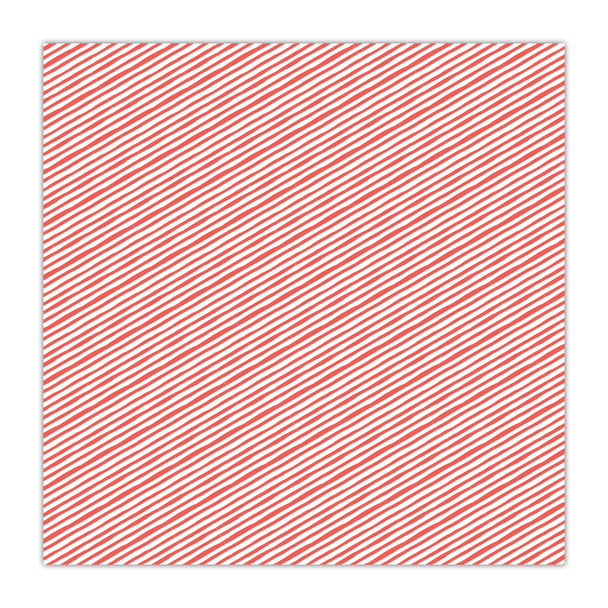 Vellum | Candy Stripes 8x8