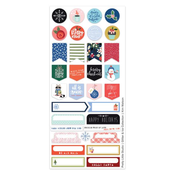 Planner Stickers | North Pole