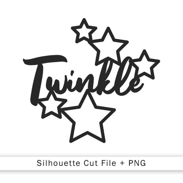 Cut File | Twinkle