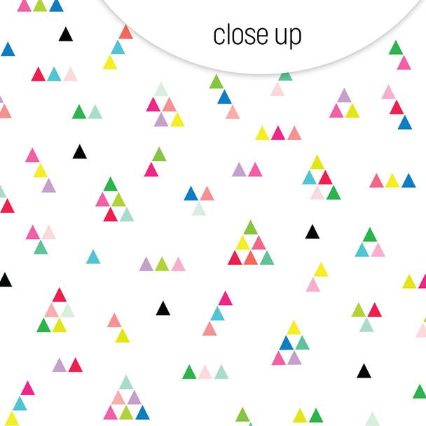 Clear | Oh So Geo 8x8