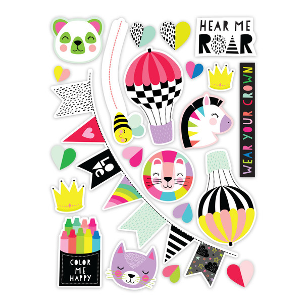 Die-Cuts | Hear Me Roar